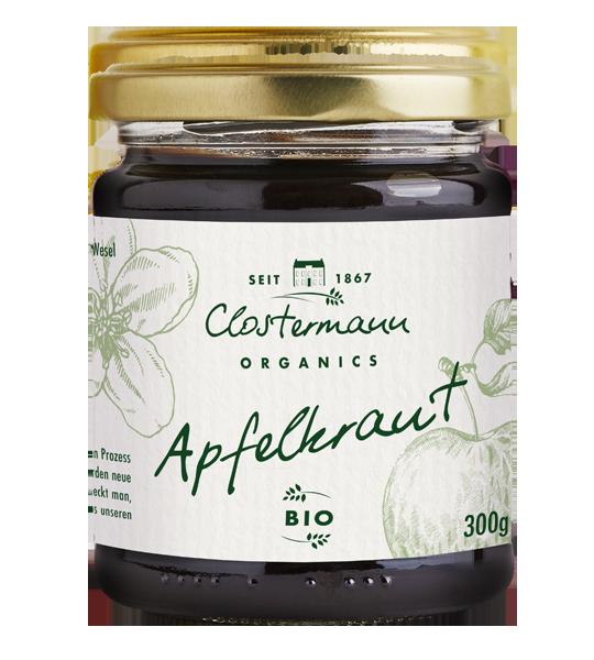 Rheinisches Apfelkraut bio