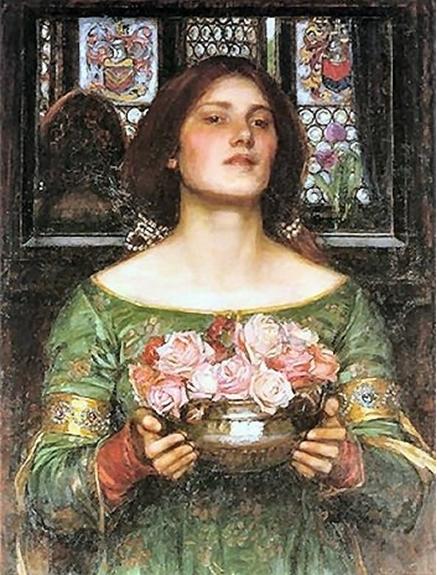 Die Rose und ich duzen einander - Ein lyrischer Rosenstrauß