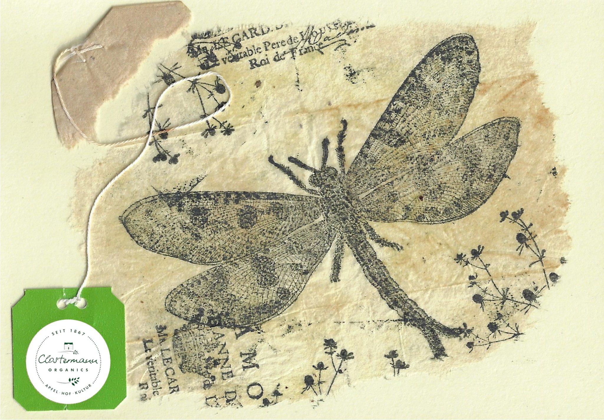 Tea Bag Art: Kunst aus Teebeuteln