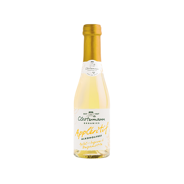 Appléritif Apfel – Ingwer & Bergamotte alkoholfrei (Piccolo)